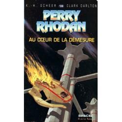 Perry Rhodan n° 138 - Au coeur de la démesure (K.H. Scheer & Clark Darlton)