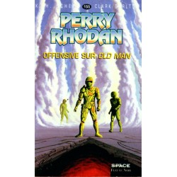 Perry Rhodan n° 155 - Offensive sur Old Man (K.H. Scheer & Clark Darlton) Science-Fiction