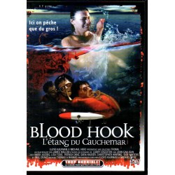 Blood Hook, l'Etang du Cauchemar (de Jim Mallon) - DVD Zone 2