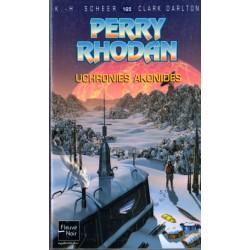 Perry Rhodan n° 165 - Uchronies akonides (K.H. Scheer & Clark Darlton) Science-Fiction