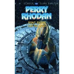 Perry Rhodan n° 181 - Pont entre les nuages (K.H. Scheer & Clark Darlton) Science-Fiction