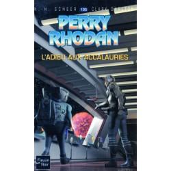 Perry Rhodan n° 195 - L'Adieu aux accalauries (K.H. Scheer & Clark Darlton) Science-Fiction