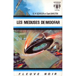 Perry Rhodan n° 19 - Les Méduses de Moofar (K.H. Scheer & Clark Darlton) Science-fiction