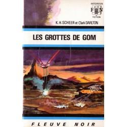 Perry Rhodan n° 20 - Les Grottes de Gom (K.H. Scheer & Clark Darlton) Science-fiction