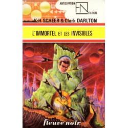 Perry Rhodan n° 40 - L'Immortel et les invisibles (K.H. Scheer & Clark Darlton) Science-fiction