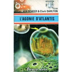 Perry Rhodan n° 31 - L'Agonie d'Atlantis (K.H. Scheer & Clark Darlton) Science-fiction