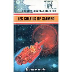 Perry Rhodan n° 33 - Les Soleils de Siamed (K.H. Scheer & Clark Darlton) Science-fiction