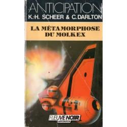 Perry Rhodan n° 72 - La Métamorphose du Molkex (K.H. Scheer & Clark Darlton) Science-fiction
