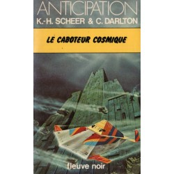 Perry Rhodan n° 44 - Le Caboteur cosmique (K.H. Scheer & Clark Darlton) Science-fiction