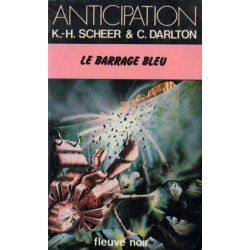 Perry Rhodan n° 46 - Le Barrage bleu (K.H. Scheer & Clark Darlton) Science-fiction