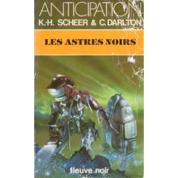 Perry Rhodan n° 59 - Les Astres noirs (K.H. Scheer & Clark Darlton) Science-fiction