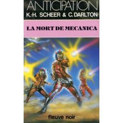 Perry Rhodan n° 56 - La Mort de Mécanica (K.H. Scheer & Clark Darlton) Science-fiction