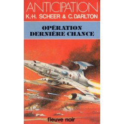 Perry Rhodan n° 54 - Opération Dernière Chance (K.H. Scheer & Clark Darlton) Science-fiction