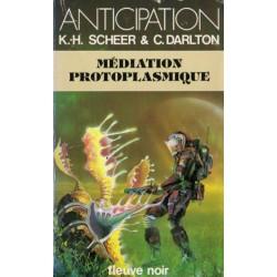 Perry Rhodan n° 60 - Médiation protoplasmique (K.H. Scheer & Clark Darlton) Science-fiction