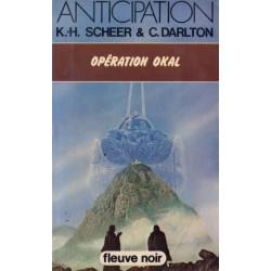 "Perry Rhodan n° 48 - Opération ""Okal"" (K.H. Scheer & Clark Darlton) Science-fiction"