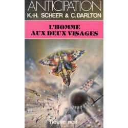 Perry Rhodan n° 49 - L'Homme aux deux visages (K.H. Scheer & Clark Darlton) Science-fiction