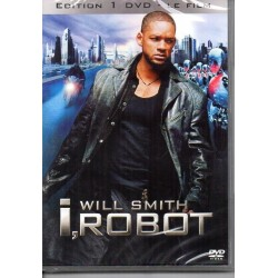 I,Robot (Will Smith) - DVD Zone 2