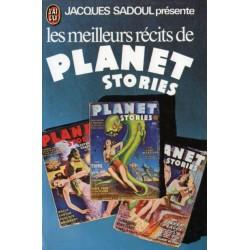 Les Meilleurs récits de Planet Stories (Jacques Sadoul) - Science Fiction