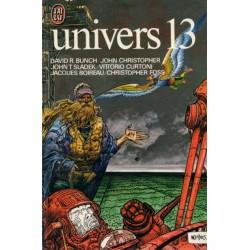 Univers 13 - (Textes réunis par Jacques SADOUL ) Science-Fiction