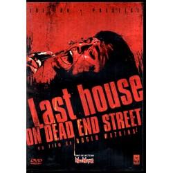 Last House on Dead End Street - DVD Zone 2