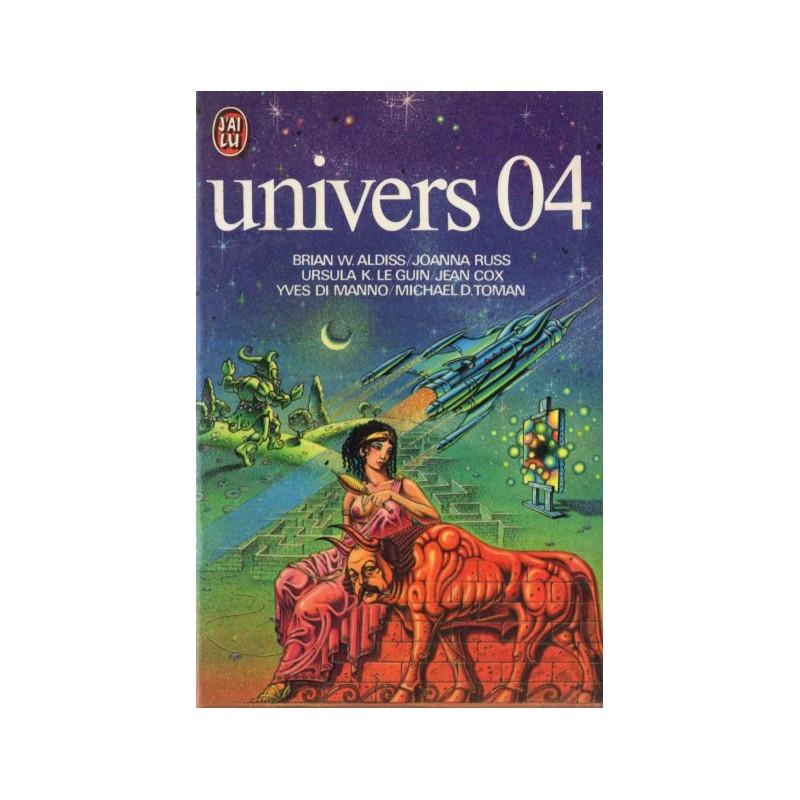 Univers 04 - (Textes réunis par Jacques SADOUL ) Science-Fiction