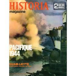 Historia Magazine 2e Guerre Mondiale n° 80 - Pacifique 1944