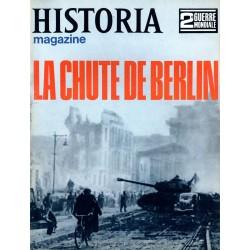 Historia Magazine 2e Guerre Mondiale n° 91 - LA CHUTE DE BERLIN