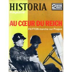 Historia Magazine 2e Guerre Mondiale n° 89 - Au coeur du Reich, Patton marche sur Prague