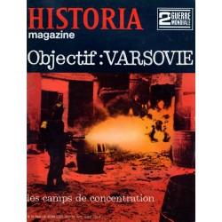 Historia Magazine 2e Guerre Mondiale n° 78 - Objectif : VARSOVIE