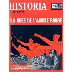 Historia Magazine 2e Guerre Mondiale n° 72 - La Ruée de l'Armée Rouge