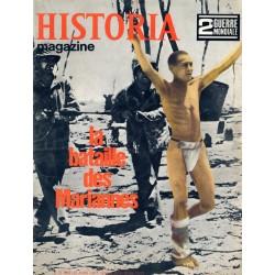 Historia Magazine 2e Guerre Mondiale n° 70 - La Bataille des Mariannes