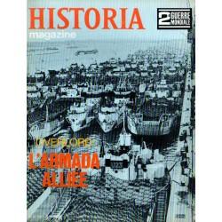 Historia Magazine 2e Guerre Mondiale n° 66 - OVERLORD : l'Armada Alliée