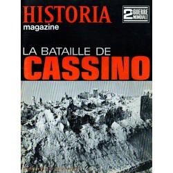 Historia Magazine 2e Guerre Mondiale n° 59 - La Bataille de CASSINO