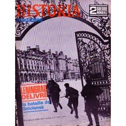 Historia Magazine 2e Guerre Mondiale n° 56 - LENINGRAD délivré