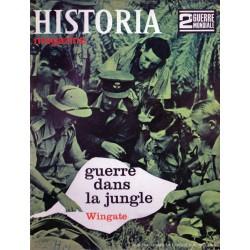 Historia Magazine 2e Guerre Mondiale n° 50 - Guerre dans la Jungle - Wingate