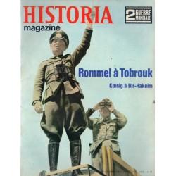 Historia Magazine 2e Guerre Mondiale n° 37 - Rommel à Tobrouk, Koenig à Bir-Hakeim