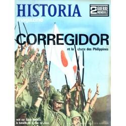 Historia Magazine 2e Guerre Mondiale n° 34 - CORREGIDOR et la chute des Philippines