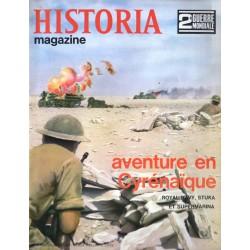 Historia Magazine 2e Guerre Mondiale n° 27 - Aventure en Cyrénaïque