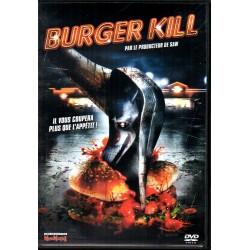 Burger Kill (de Shane Kuhn & Brendan Cowles) - DVD Zone 2
