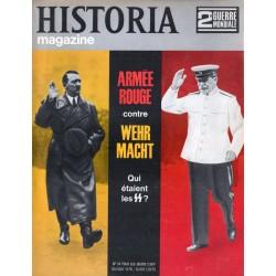 Historia Magazine 2e Guerre Mondiale n° 24 - Armée Rouge contre Wehrmacht