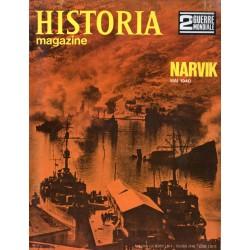 Historia Magazine 2e Guerre Mondiale n° 6 - NARVIK mai 1940