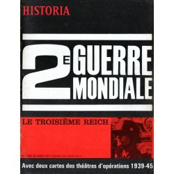 Historia Magazine 2e Guerre Mondiale n° 1 - Le Troisième Reich