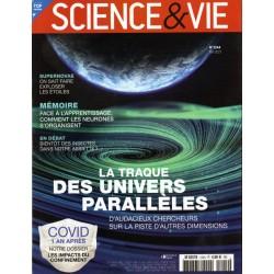 Science & Vie n° 1244 - La traque des UNIVERS PARALLÈLES