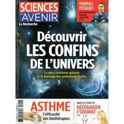 Sciences et Avenir n° 891 - Découvrir les CONFINS de l'Univers