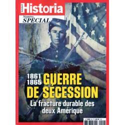 Historia Spécial n° 59 - 1861-1865 Guerre de Sécession, la fracture durable des deux Amériques