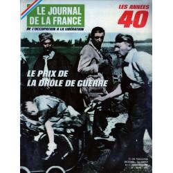 Le Journal de la France (de l'occupation à la libération) n° 111 - Le prix de la drôle de guerre