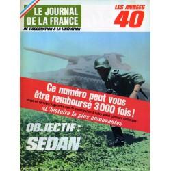 Le Journal de la France (de l'occupation à la libération) n° 97 - Objectif : SEDAN