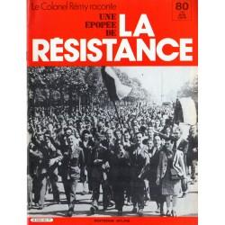 le Colonel Rémy raconte Une Épopée de la Résistance n° 80 - La Victoire