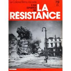 Le Colonel Rémy raconte Une Épopée de la Résistance n° 79 - Le Passage du Rhin