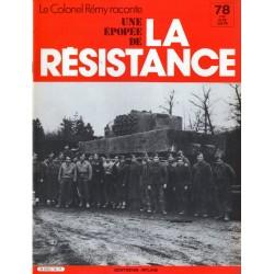 """Le Colonel Rémy raconte Une Épopée de la Résistance n° 78 - La """"poche"""" de Saint-Nazaire"""